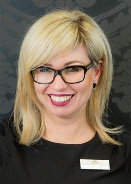 Nadine Dotzauer Geschäftsführerin